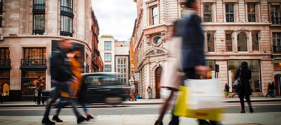 Alışveriş için dünyanın en iyi 20 şehri